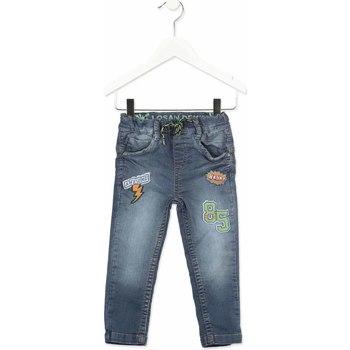 Odjeća Djeca Slim traperice Losan 815-6019AC Siva