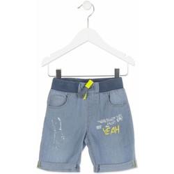 Odjeća Dječak  Bermude i kratke hlače Losan 815-9002AC Plava