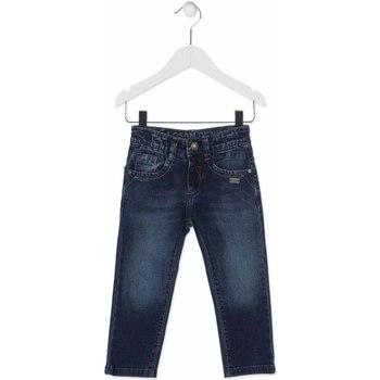 Odjeća Djeca Slim traperice Losan 815-9014AC Plava