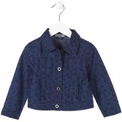 Odjeća Djeca Traper jakne Losan 816-2002AD Plava