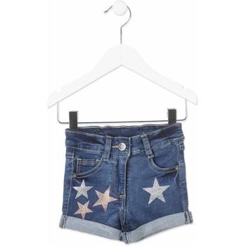 Odjeća Djeca Bermude i kratke hlače Losan 816-6006AD Plava
