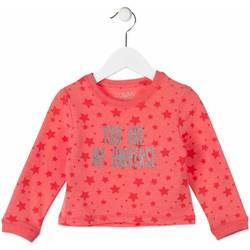 Odjeća Djeca Sportske majice Losan 816-6023AD Ružičasta