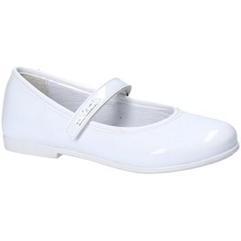Obuća Djevojčica Balerinke i Mary Jane cipele Melania ME6023F8E.A Bijela