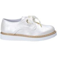 Obuća Djeca Derby cipele Guardiani GK25400G Bijela