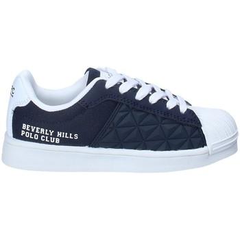 Obuća Dječak  Niske tenisice Beverly Hills Polo Club BH-2023 Plava