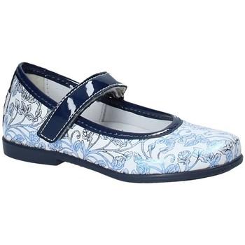 Obuća Djevojčica Balerinke i Mary Jane cipele Melania ME1172B8E.C Bijela
