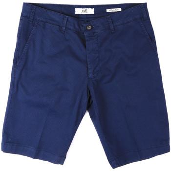Odjeća Muškarci  Bermude i kratke hlače Sei3sei PZV132 8136 Plava