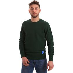 Odjeća Muškarci  Puloveri Calvin Klein Jeans K10K102753 Zelena