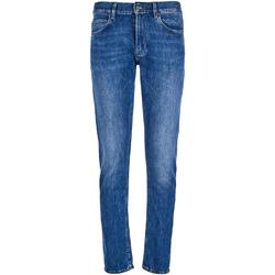 Odjeća Muškarci  Slim traperice Calvin Klein Jeans K10K102940 Plava