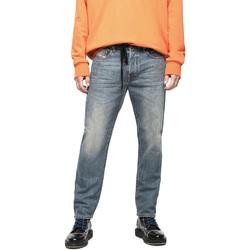 Odjeća Muškarci  Traperice ravnog kroja Diesel 00SH3Q 084XE Plava