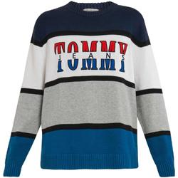 Odjeća Muškarci  Puloveri Tommy Hilfiger DM0DM04471 Plava