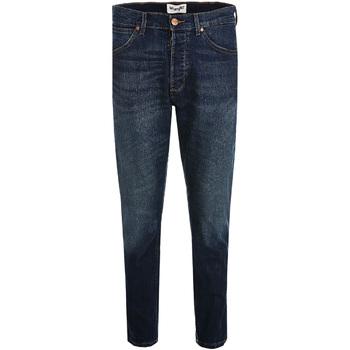 Odjeća Muškarci  Slim traperice Wrangler W18RRS Plava