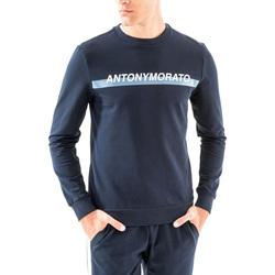 Odjeća Muškarci  Sportske majice Antony Morato MMFL00454 FA150048 Plava