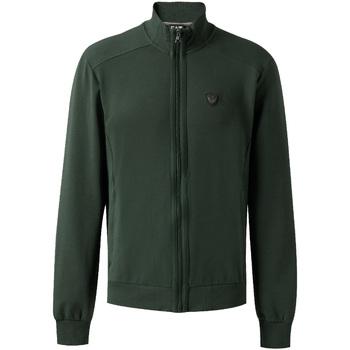 Odjeća Muškarci  Sportske majice Ea7 Emporio Armani 6ZPM78 PJP7Z Zelena