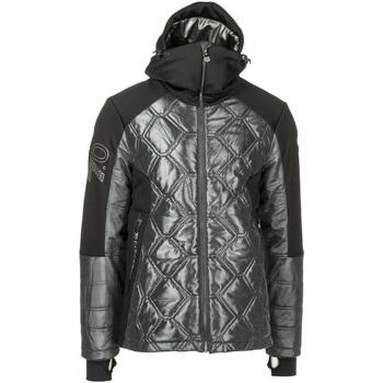 Odjeća Muškarci  Pernate jakne Ea7 Emporio Armani 6ZPG11 PND7Z Crno