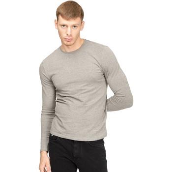 Odjeća Muškarci  Majice dugih rukava Gas 300187 Siva