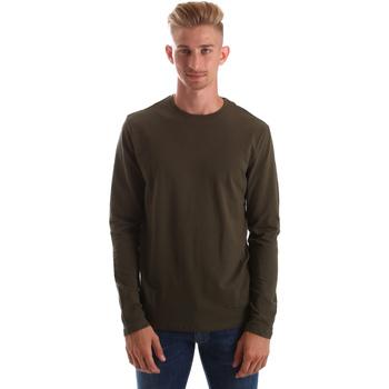 Odjeća Muškarci  Majice dugih rukava Gas 300187 Zelena