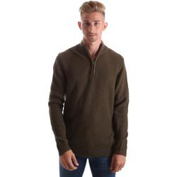 Odjeća Muškarci  Puloveri Gas 561974 Zelena