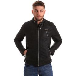Odjeća Muškarci  Kratke jakne Gaudi 821BU38005 Crno