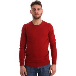 Odjeća Muškarci  Puloveri Gaudi 821BU53003 Crvena