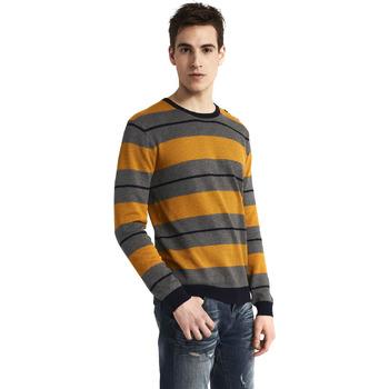 Odjeća Muškarci  Puloveri Gaudi 821BU53017 Siva