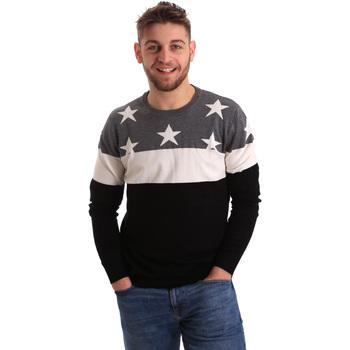 Odjeća Muškarci  Puloveri Gaudi 821BU53029 Siva