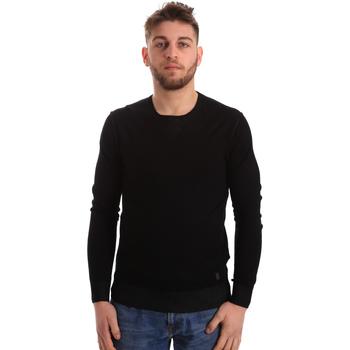 Odjeća Muškarci  Puloveri Gaudi 821BU53036 Crno