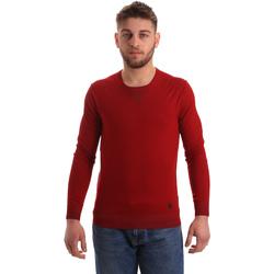 Odjeća Muškarci  Puloveri Gaudi 821BU53036 Crvena