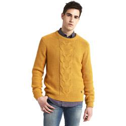 Odjeća Muškarci  Puloveri Gaudi 821BU53042 Žuta boja