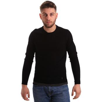 Odjeća Muškarci  Puloveri Gaudi 821BU53043 Crno