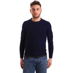 Odjeća Muškarci  Puloveri Gaudi 821BU53043 Plava