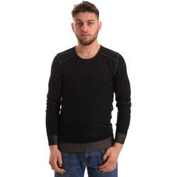 Odjeća Muškarci  Puloveri Gaudi 821FU53008 Crno