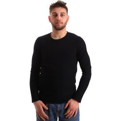 Odjeća Muškarci  Puloveri Gaudi 821FU53016 Plava