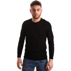 Odjeća Muškarci  Puloveri Gaudi 821FU53080 Crno