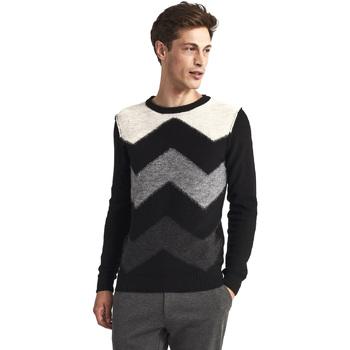 Odjeća Muškarci  Puloveri Gaudi 821FU53085 Crno