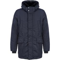 Odjeća Muškarci  Parke Geox M8428E T2497 Plava