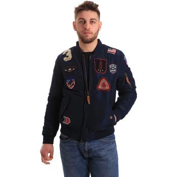 Odjeća Muškarci  Kratke jakne U.S Polo Assn. 50353 52252 Plava
