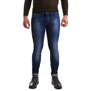 Odjeća Muškarci  Skinny traperice U.S Polo Assn. 50778 51321 Plava