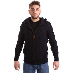 Odjeća Muškarci  Veste i kardigani U.S Polo Assn. 50548 52257 Plava