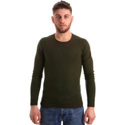 Odjeća Muškarci  Puloveri U.S Polo Assn. 50520 48847 Zelena