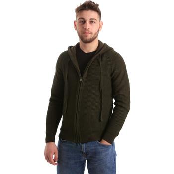 Odjeća Muškarci  Veste i kardigani U.S Polo Assn. 50519 52229 Zelena