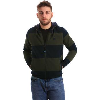 Odjeća Muškarci  Gornji dijelovi trenirke U.S Polo Assn. 50448 49151 Plava