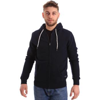 Odjeća Muškarci  Sportske majice Key Up 2F01I 0001 Plava