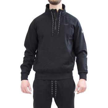 Odjeća Muškarci  Sportske majice Key Up 2VG58 0001 Crno