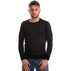 Odjeća Muškarci  Puloveri Bradano 166 Crno
