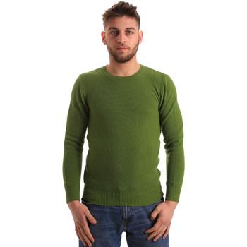 Odjeća Muškarci  Puloveri Bradano 172 Zelena
