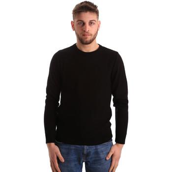 Odjeća Muškarci  Puloveri Bradano 161 Crno