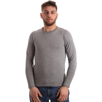 Odjeća Muškarci  Puloveri Bradano 163 Siva