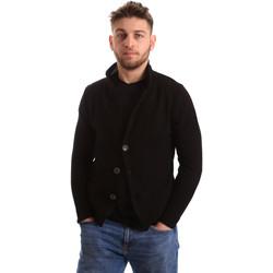 Odjeća Muškarci  Veste i kardigani Bradano 165 Crno