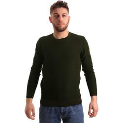 Odjeća Muškarci  Puloveri Bradano 168 Zelena